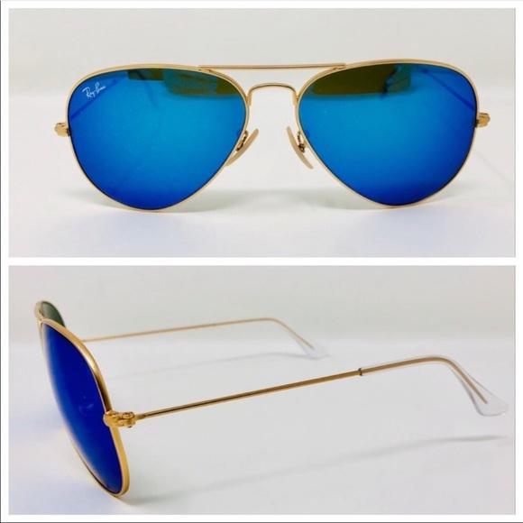 a6ad194e3e578 Authentic RAY BAN aviator sunglasses. M 5c3266e1a31c33470edba8a4